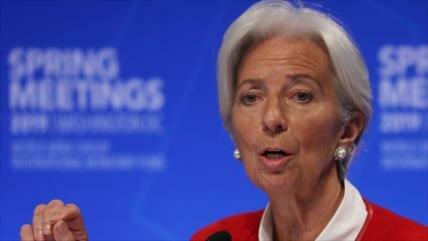 FMI pide a China limitar expansión de su proyecto Ruta de la Seda