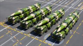 """""""Misiles avanzados de China pueden hundir portaviones de EEUU"""""""