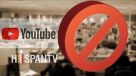 Lobby sionista y EEUU presionan a Google para censurar a HispanTV