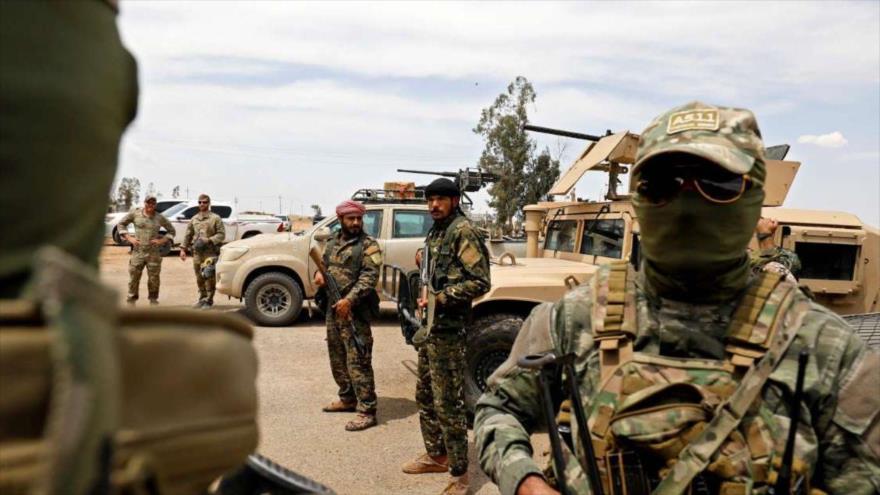 Aliados de EEUU abren fuego contra manifestantes en Deir Ezzor