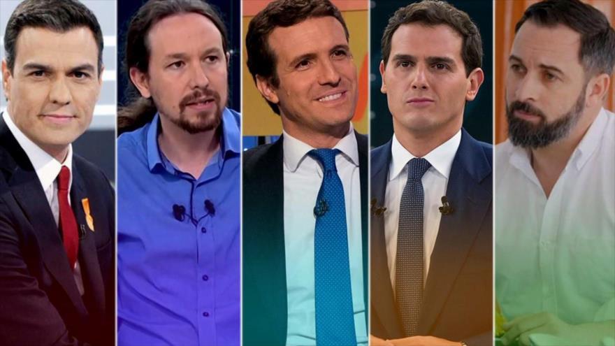 PSOE ve al partido ultraderechista Vox como una amenaza | HISPANTV