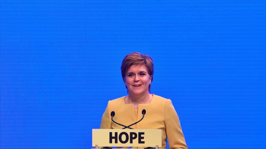 Sturgeon: Escocia necesita un futuro independiente si hay Brexit | HISPANTV
