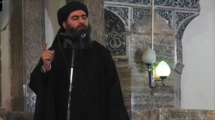 Irak: Líder de Daesh está atrapado en el desierto sirio