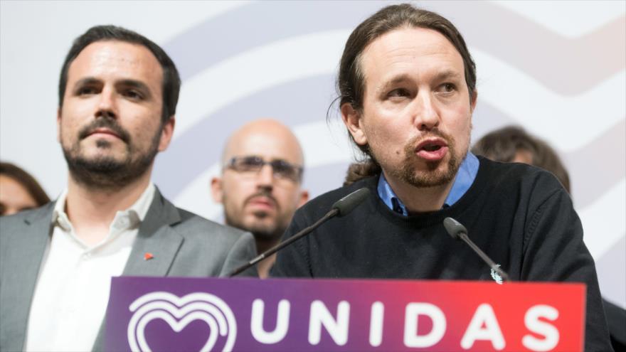 Iglesias: Podemos trabajará para formar un gobierno de izquierda | HISPANTV