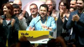Independentistas aumentan su presencia en Parlamento de España