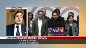 Szaszdi prevé coalición entre PSOE y otros partidos de izquierdas