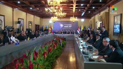 Países de la ALBA vuelven a denunciar bloqueo de EEUU contra Cuba