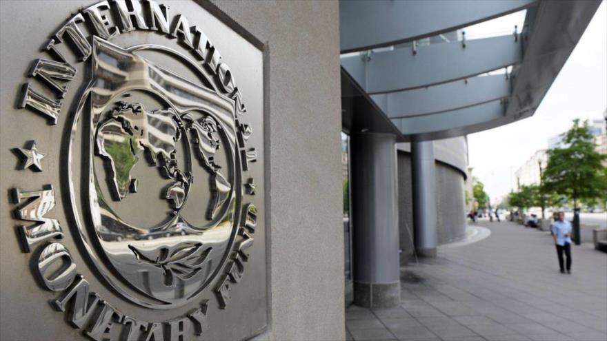 Sede del Fondo Monetario Internacional (FMI) en Washington, capital estadounidense.