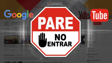 ¿Por qué Google sigue bloqueando HispanTV?