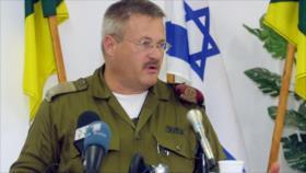 General israelí: Misiles de HAMAS pueden paralizar nuestra vida