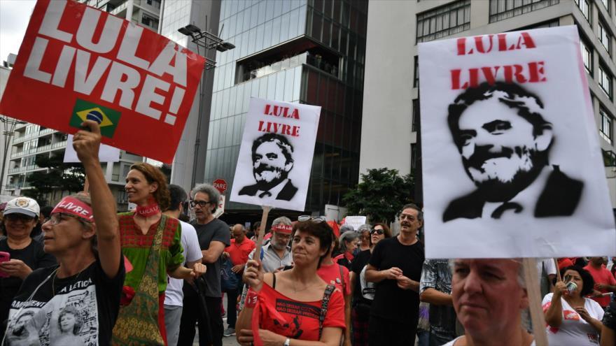 Chomsky prevé libertad para Lula y consiguiente honor para Brasil | HISPANTV