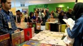 Irán celebra la 32ª Feria Internacional del Libro de Teherán