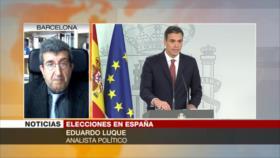 Luque: Un escenario complejo en España espera a Sánchez y al PSOE