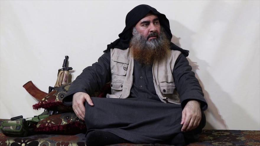 El líder de Daesh aparece en un video por primera vez en 5 años | HISPANTV