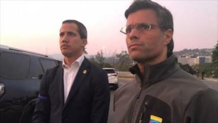 Opositor venezolano Leopoldo López huye del arresto domiciliario