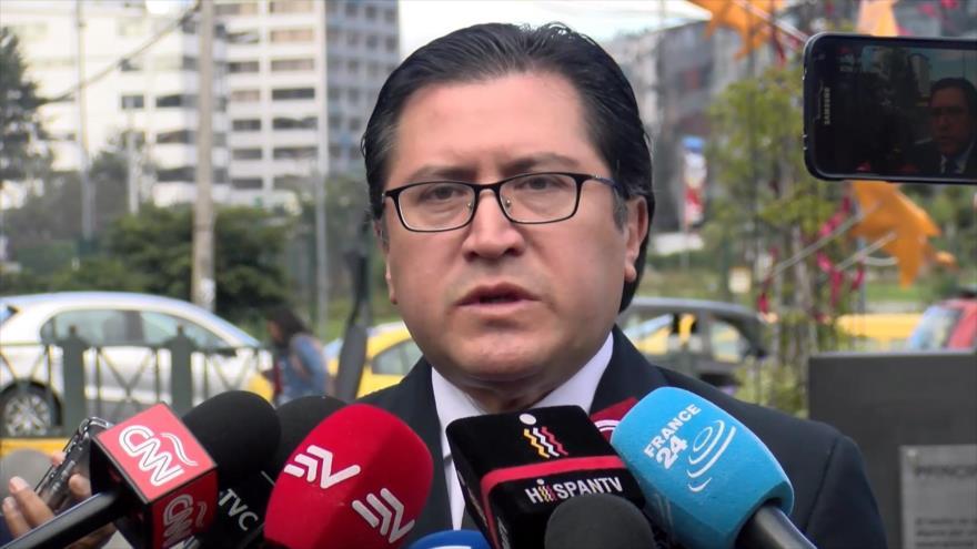Julian Assange demanda al Gobierno de Ecuador por espionaje | HISPANTV