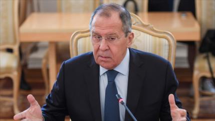 Lavrov: Aumento de tropas de EEUU en Polonia viola Acta Rusia-OTAN