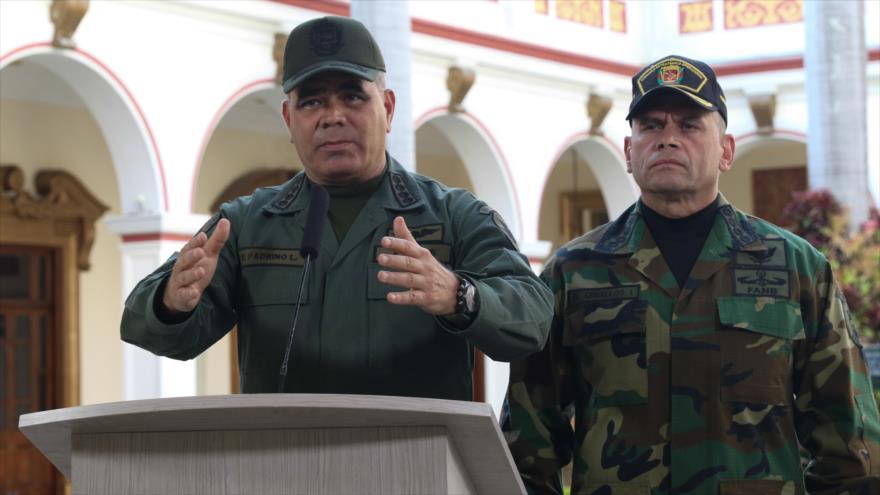 Padrino López: Este hecho de violencia ha sido derrotado