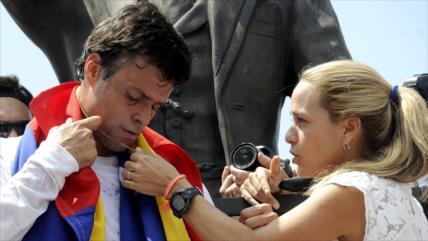 Leopoldo López y su familia se refugian en la embajada chilena