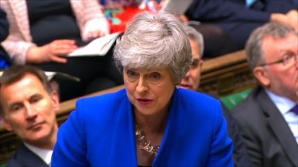 May apura sus opciones para conseguir un acuerdo del Brexit