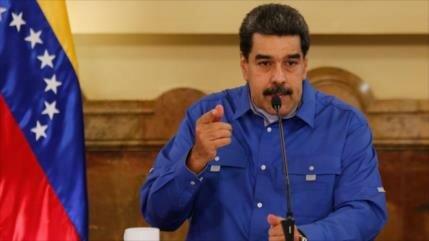 Maduro asegura que Venezuela nunca será una colonia de EEUU