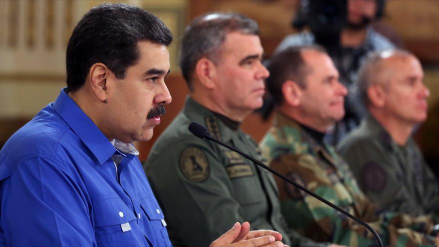 Maduro niega versión de Pompeo de que planeaba huir a Cuba | HISPANTV