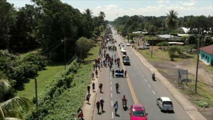 Piden a autoridades de Chiapas un trato digno a migrantes