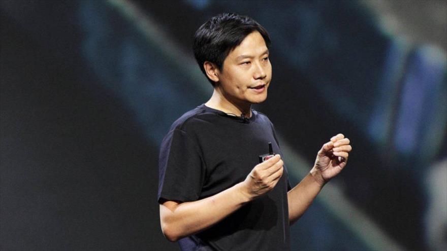Lei Jun, director ejecutivo de la compañía tecnológica china Xiaomi.