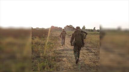 Francotiradores rusos llegan a Idlib para una ofensiva inminente