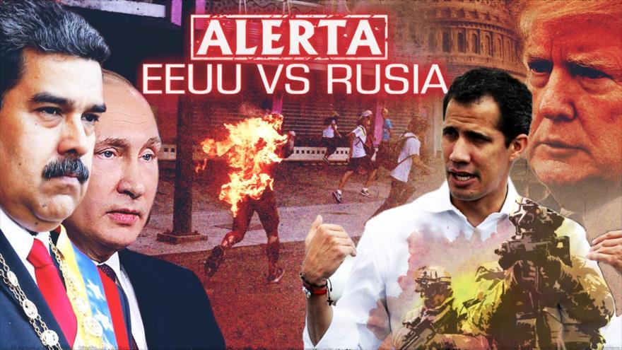 Detrás de la Razón; EEUU vs Rusia: Trump cara a cara con Putin, y Maduro con Guaidó por Venezuela