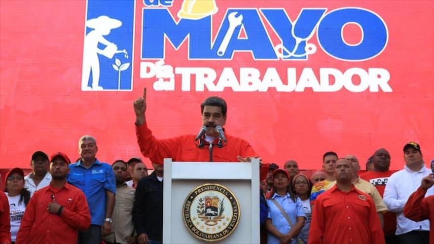 Maduro: Oposición e imperialismo quieren guerra civil en Venezuela | HISPANTV