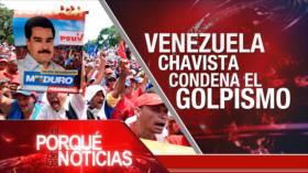 El Porqué de las Noticias: Marchas en Venezuela. EEUU e Israel conspiran contra Irán. secretario de justicia norteamericano comparece en el Senado por informe Mueller
