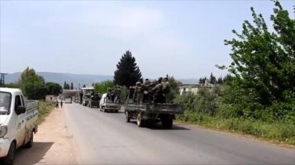 Siria envía refuerzos a Idlib; Turquía busca detener la ofensiva