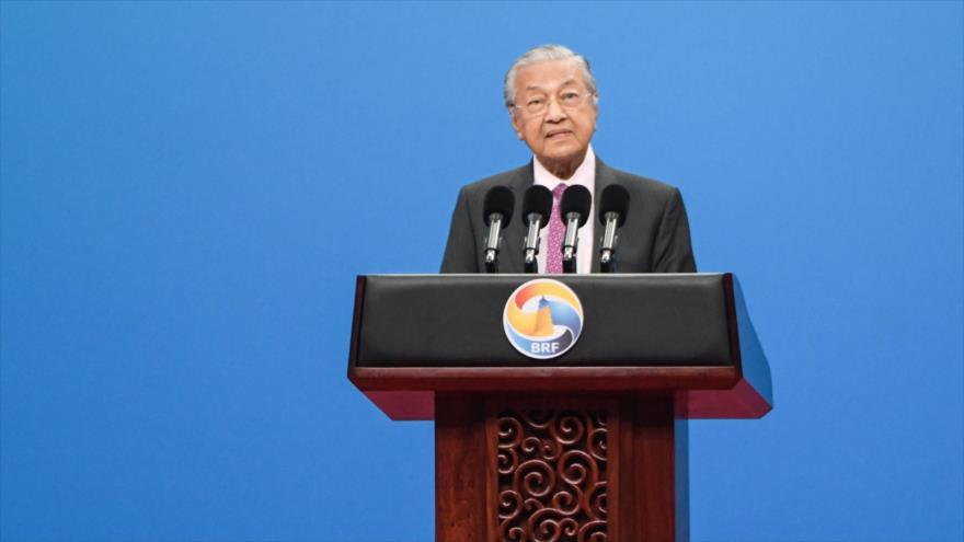 "Premier de Malasia tacha de ""terrorista y bárbaro"" a Israel | HISPANTV"