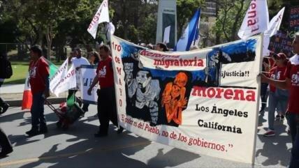 La comunidad trabajadora migrante unió sus voces por justica