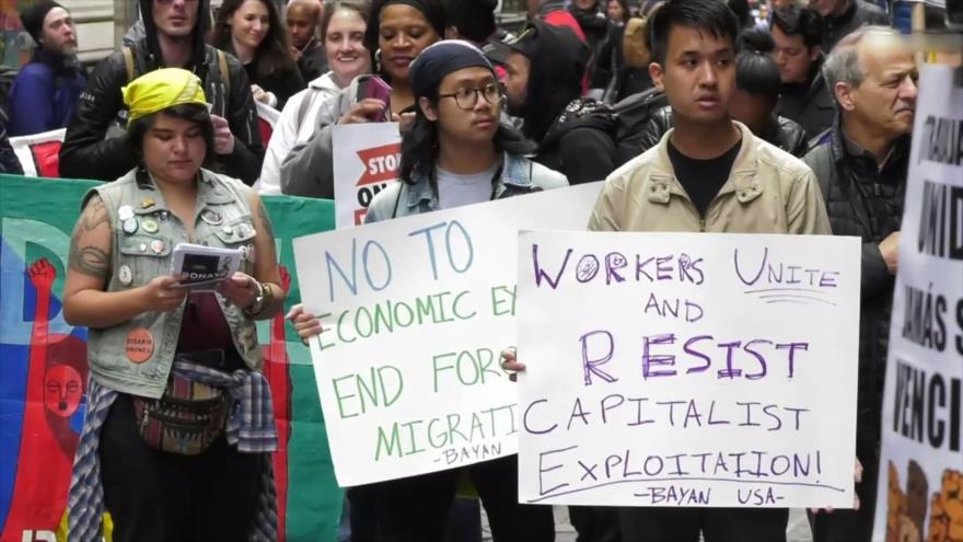 Administración Trump socava derechos de los trabajadores | HISPANTV