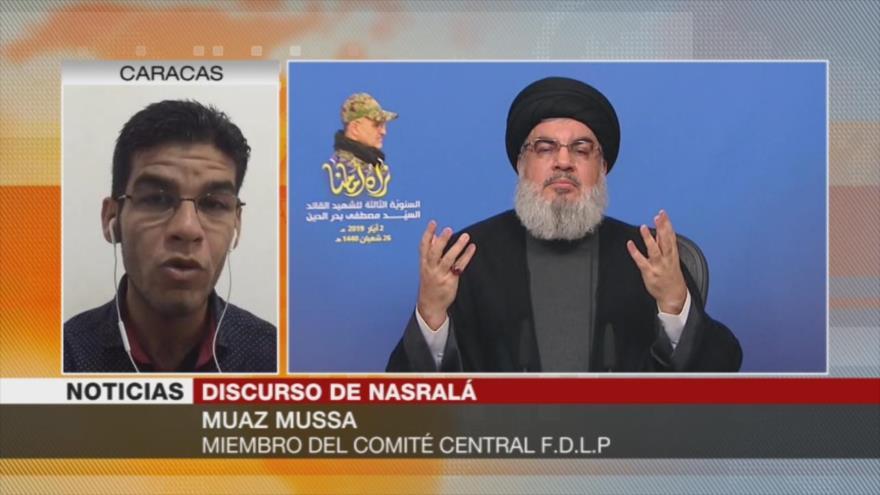 Mussa: Prevalece amenaza de Daesh mientras exista el imperialismo
