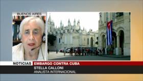 Callon: Marco Rubio está detrás de las presiones contra Cuba