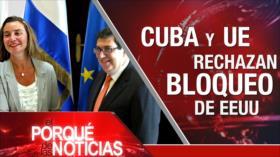 El Porqué de las Noticias: Apoyo militar a Maduro. Bloqueo contra Cuba. Hezbolá en política de El Líbano
