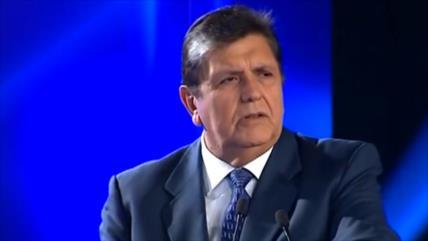 Expresidente peruano Alan García habría recibido coima de Odebrecht