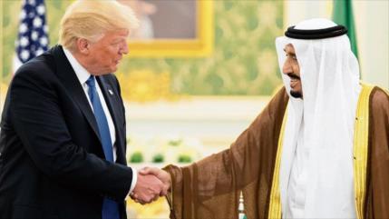 """""""Trump es cómplice de ejecuciones de disidentes de los Al Saud"""""""