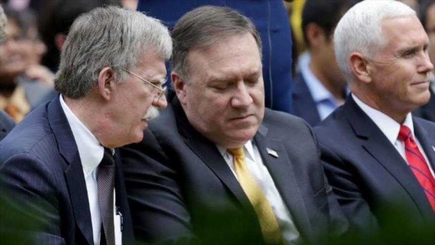 'Altos cargos estudian en Pentágono ataque a Venezuela'
