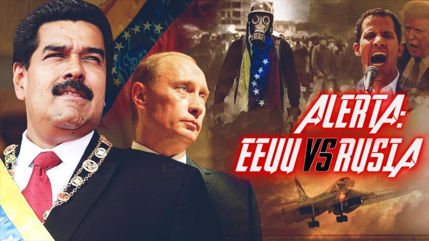 Detrás de la Razón; Última hora: Trump y Putin alistan sus armas en Venezuela, Maduro derrota a Guaidó