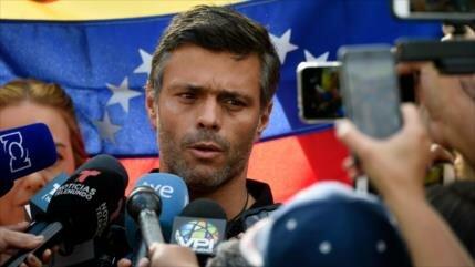 López califica de 'legal' intervención militar en Venezuela