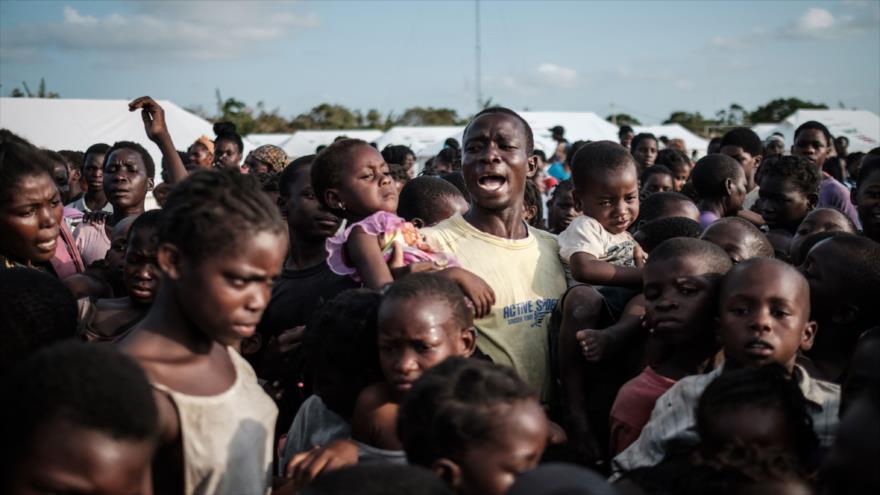 Unicef avisa del impacto de cambio climático en niños   HISPANTV