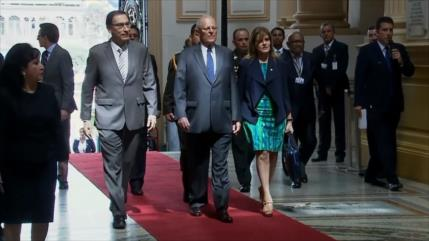 Disputa por prisiones preventivas a los expresidentes peruanos