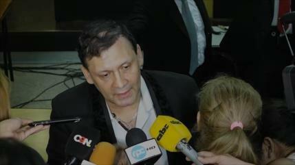 Condenan al senador paraguayo Víctor Bogado por corrupción