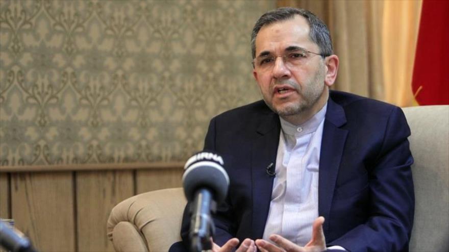 Irán responderá en su momento a las medidas ilegales de EUUU | HISPANTV