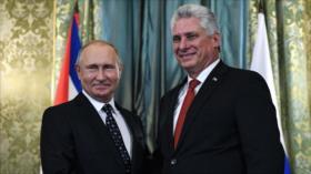 """Rusia condena nuevo """"chantaje"""" de EEUU a Cuba"""