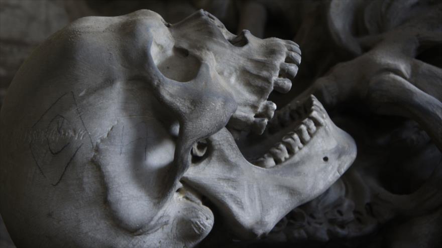 Cráneo del rey maya encontrado en Guatemala